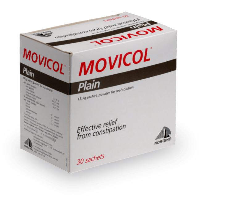 traitement movicol contre les constipations