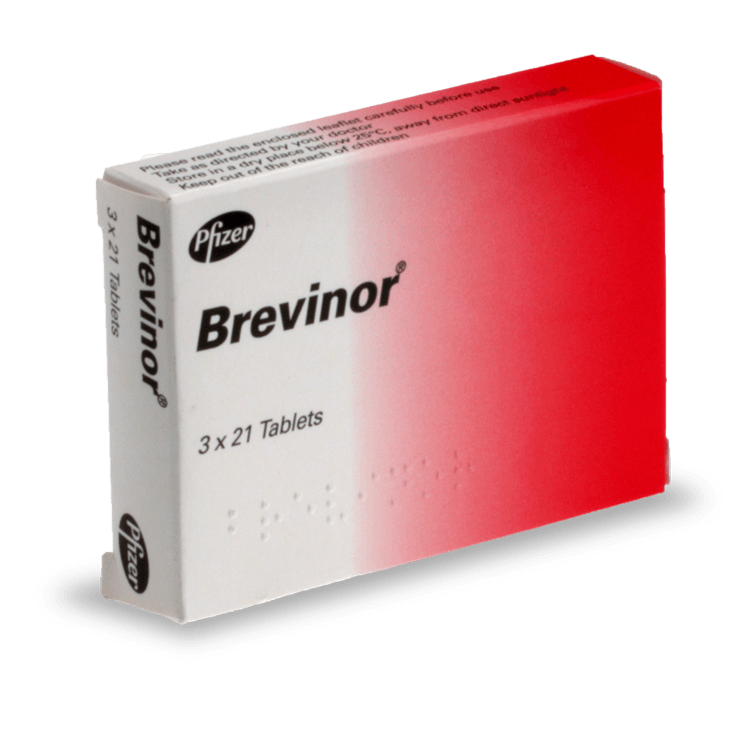 brevinor pilule combinée contraception sans ordonnance