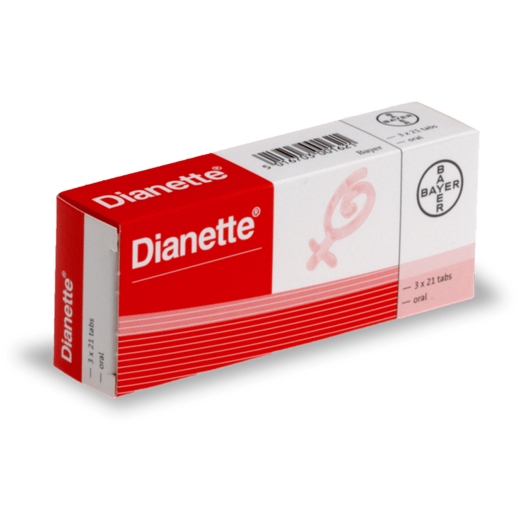 diane 35 pilule combinée traitement acné