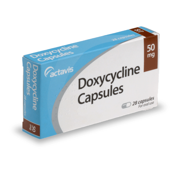 doxycycline traitement acné