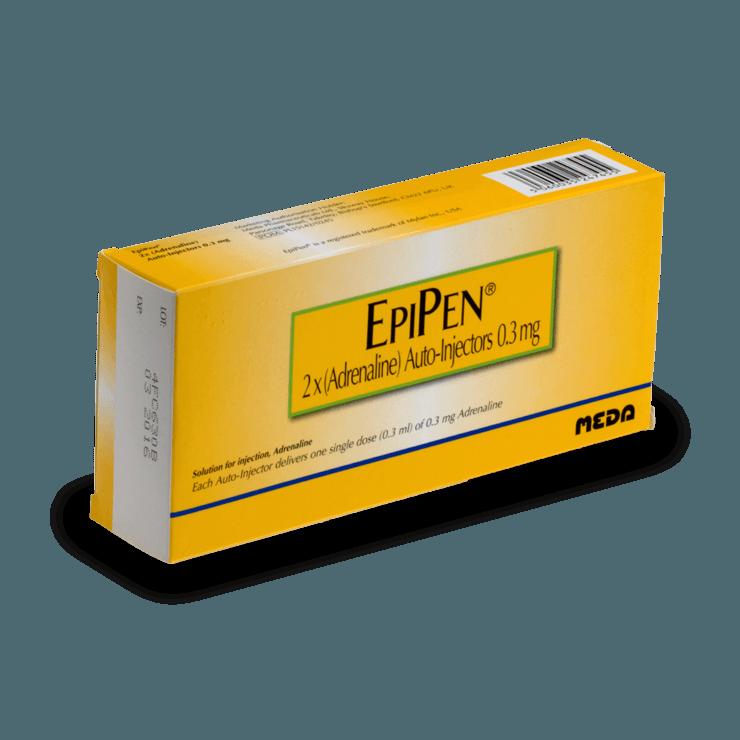 epipen traitement allergie sans ordonnance