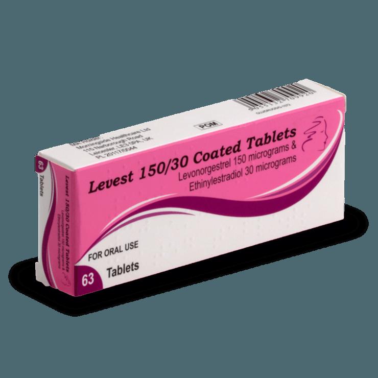 levest pilule combinée sans ordonnance contrapection