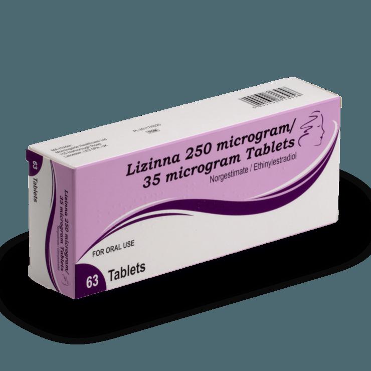lizinna pilule combinée contraception sans ordonnance