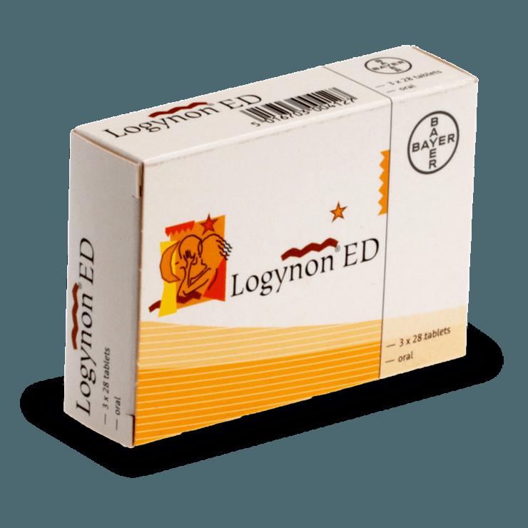 logynon pilule combinée contraception sans ordonnance
