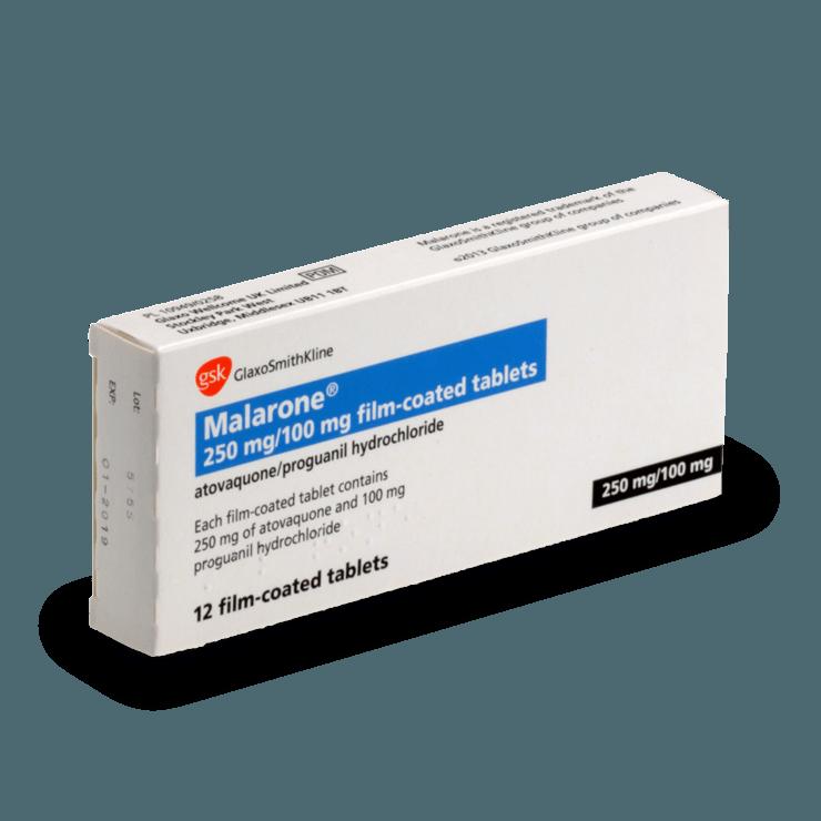 malarone sans ordannance traitement paludisme