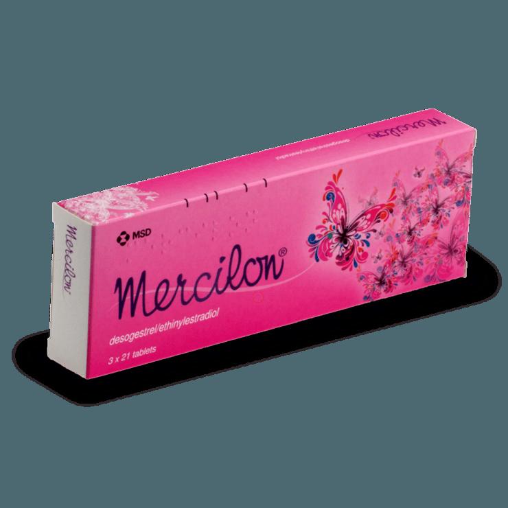 mercilon pilule combinée contraception sans ordonnance