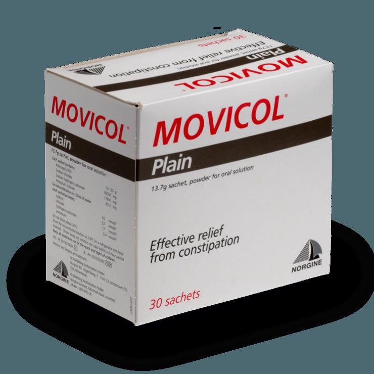 Traiter la constipation avec Movicol sans ordonnance