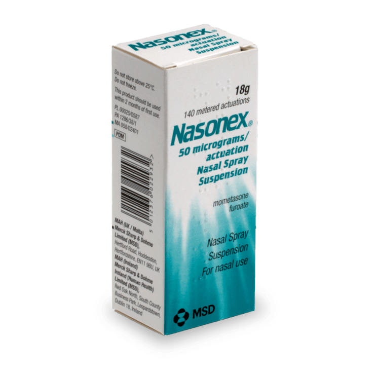 nasonex traitement allergie sans ordonnance