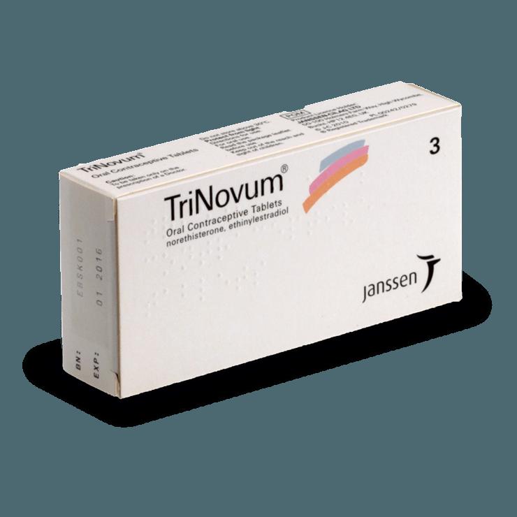 trivonum pilule combinée sans ordonnance contraception