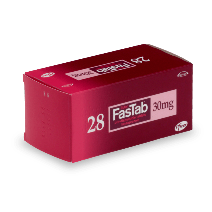 Zoton Fastab medicament traitement des brûlures estomac