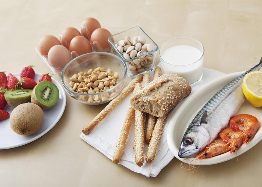 allergie alimentaires symptomes traitement sans ordonnance