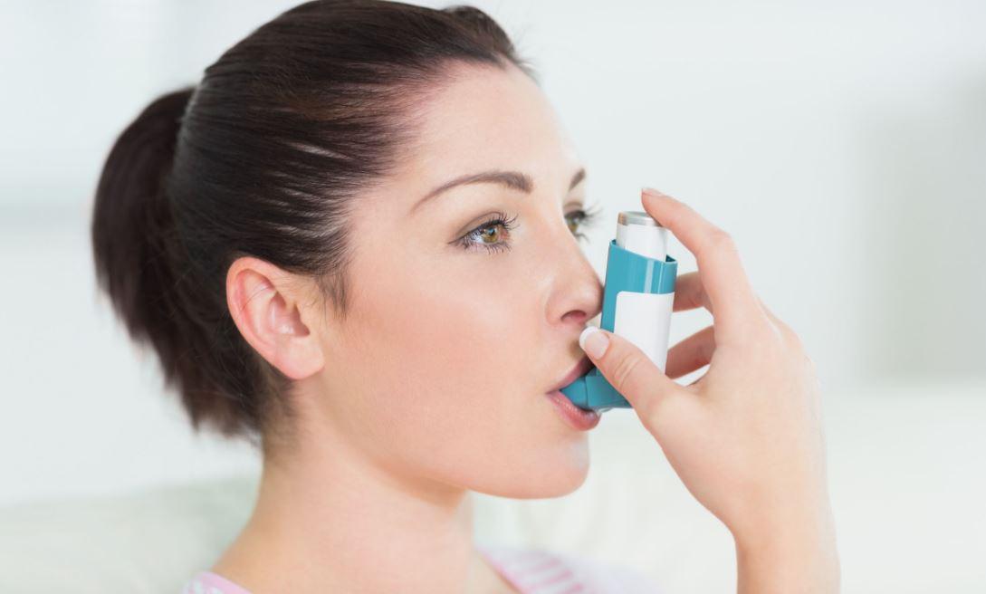 sujet d'asthme chronique