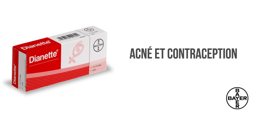 diane 35 pilule contraceptive traitement de l'acné