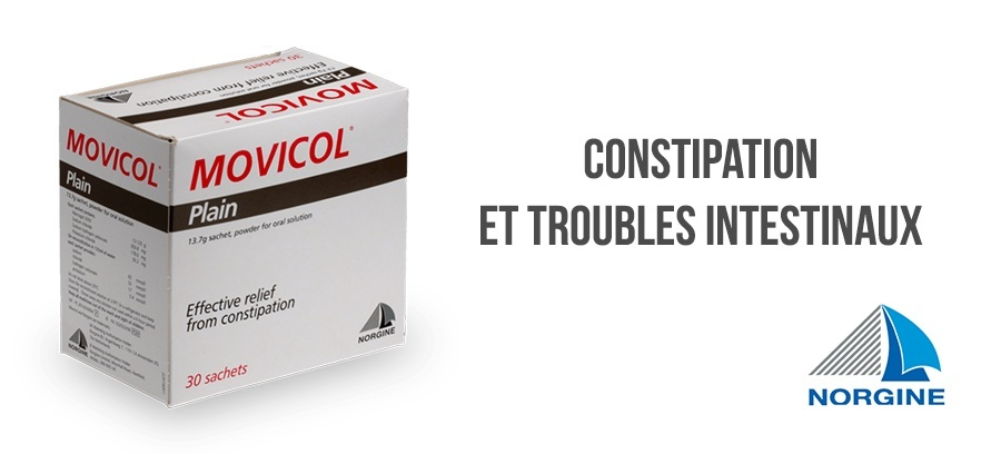 movicol traitement constipation
