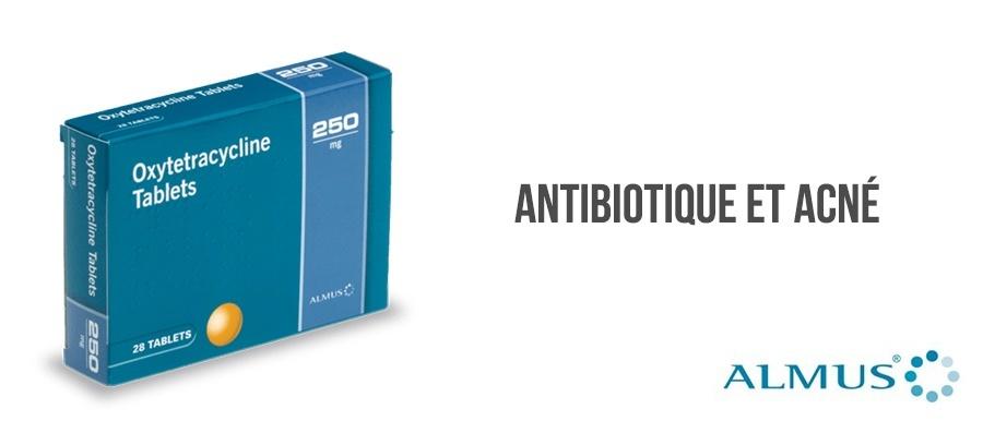 Oxytétracycline traitement antibactérien acné sans ordonnance