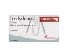 co-dydamol traitement acné