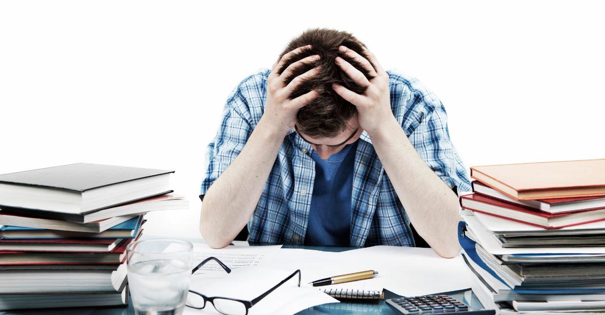 stress cause de la calvitie