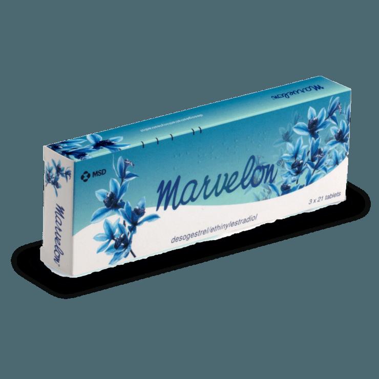marvelon pilule combinée contraception sans ordonnance