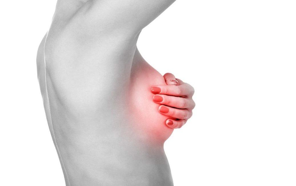 douleur au niveau des seins