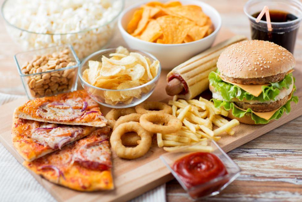 aliments riches en matières grasses