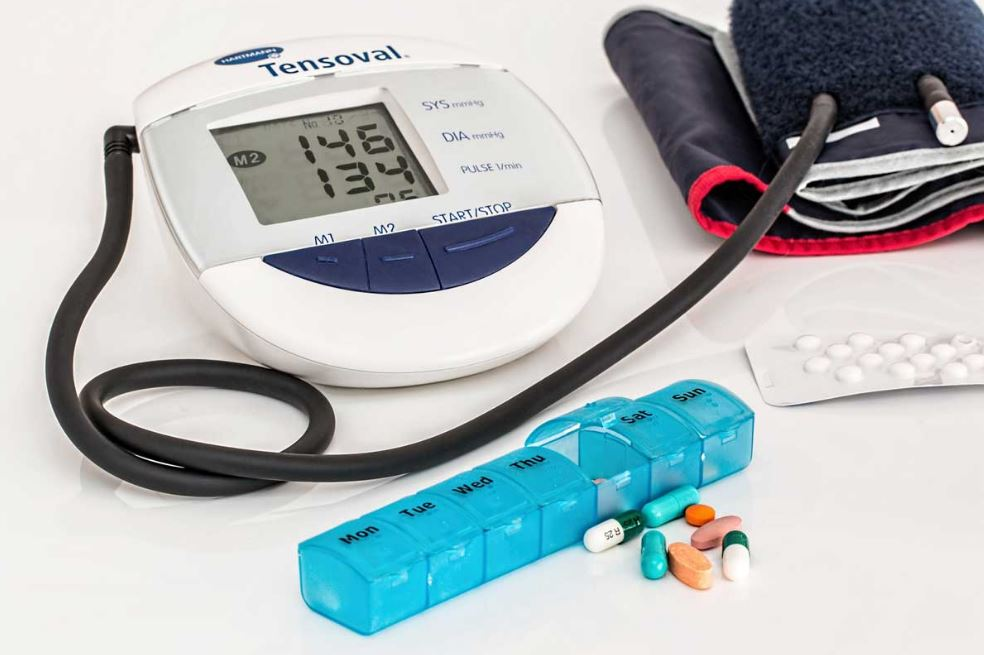 hypertension et complications