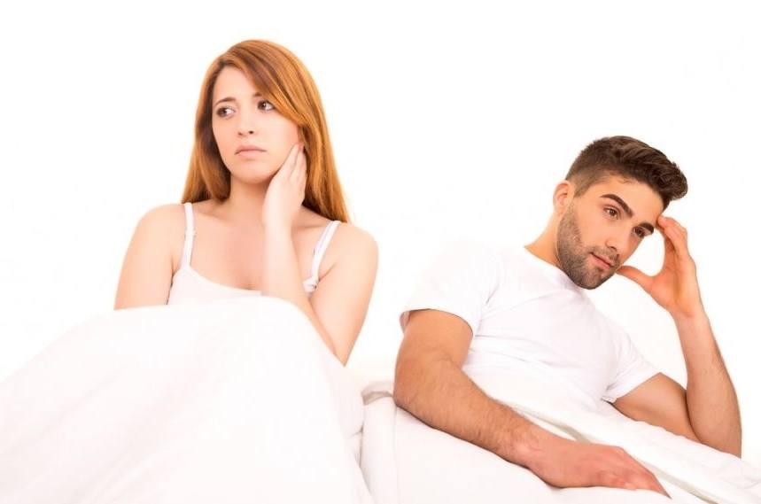 cas d'impuissance sexuelle