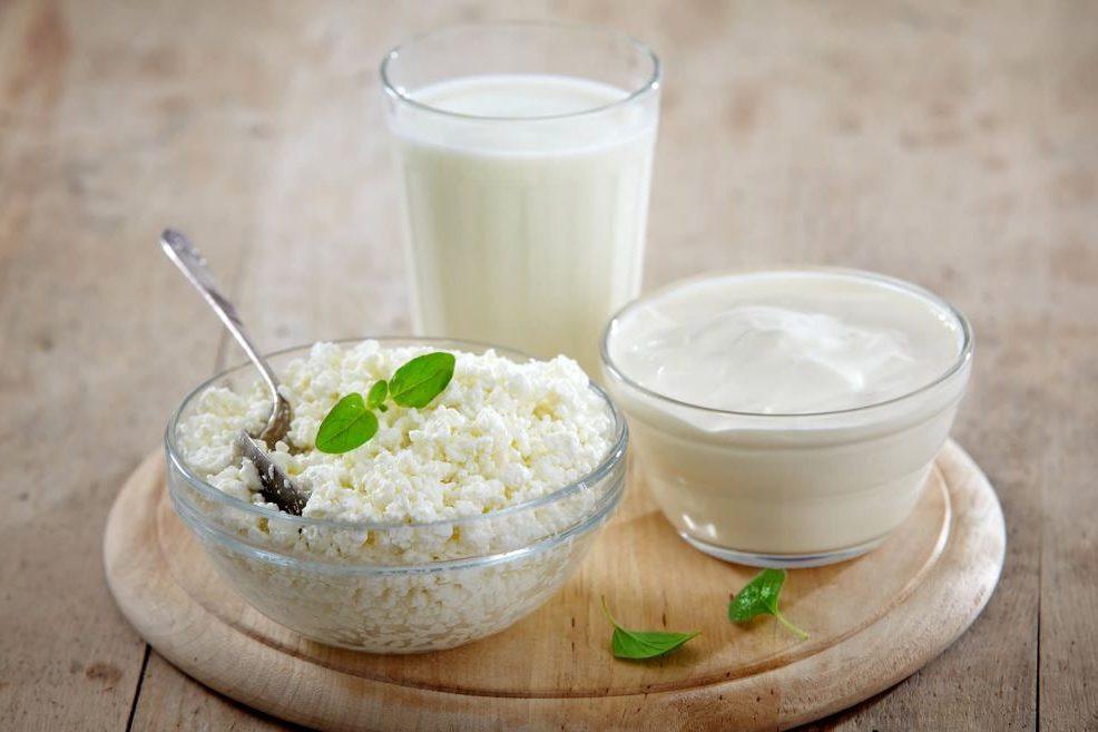 eviter les produits laitiers