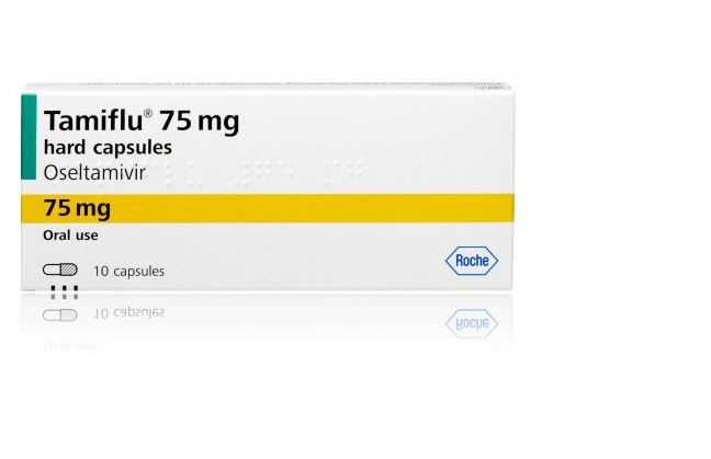 médicament tamiflu contre la grippe