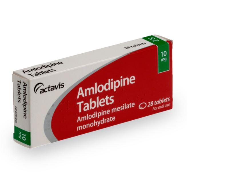 médicament Amlodipine