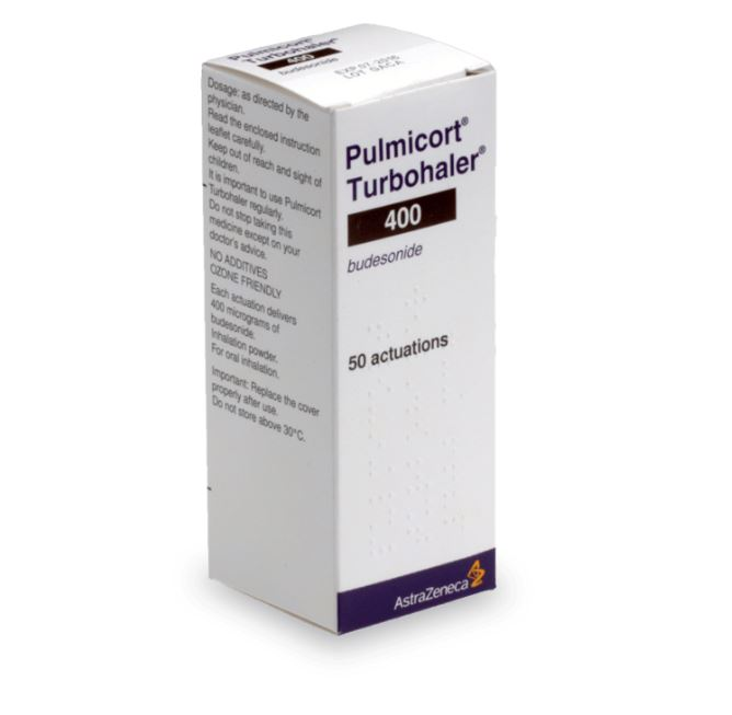 Pulmicort : traitement antiasthmatique en ligne