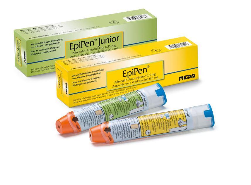 Se procurer Epipen