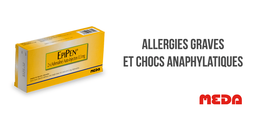epipen allergies graves choc anaphylatiques traitement sans ordonnance