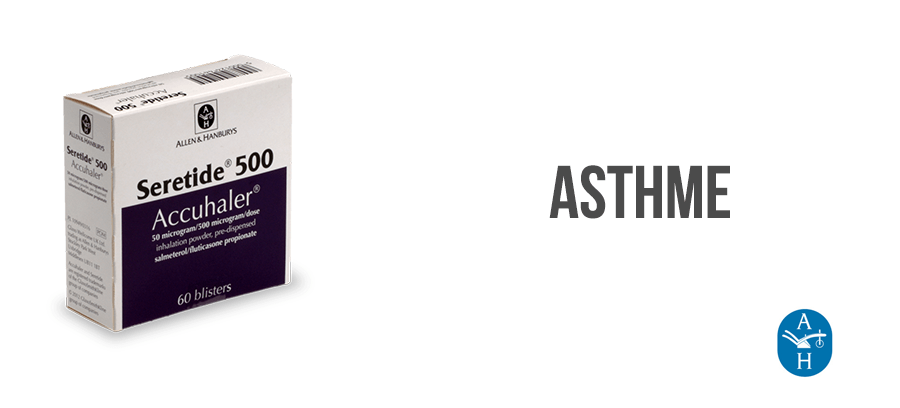 seretide traitement asthme sans ordonnance