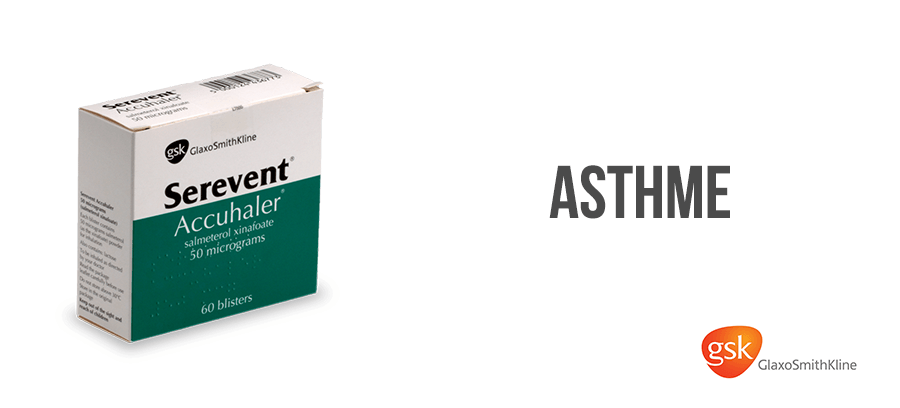 srevent traitement asthme sans ordonnance
