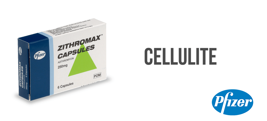 Zithromax traitement cellulite infectée sans ordonnance