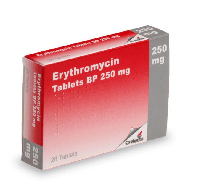 remède contre la syphilis Eryhtromycine
