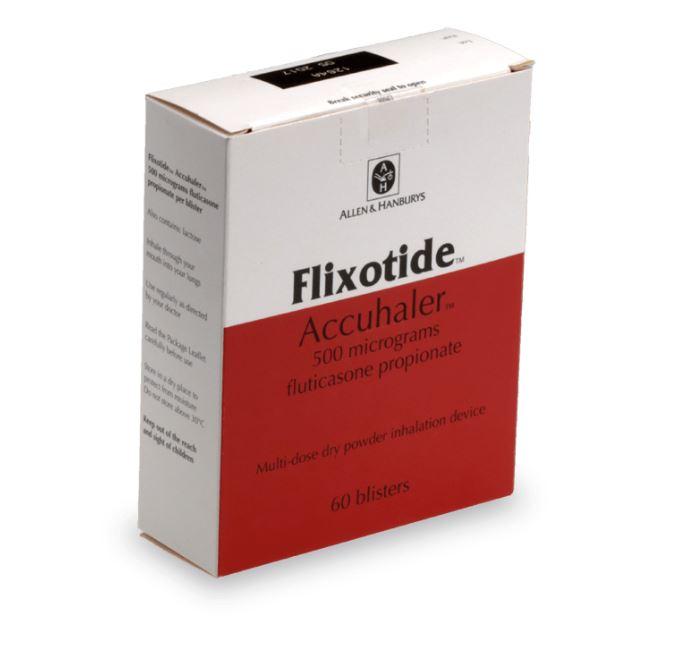 médicament Flixotide