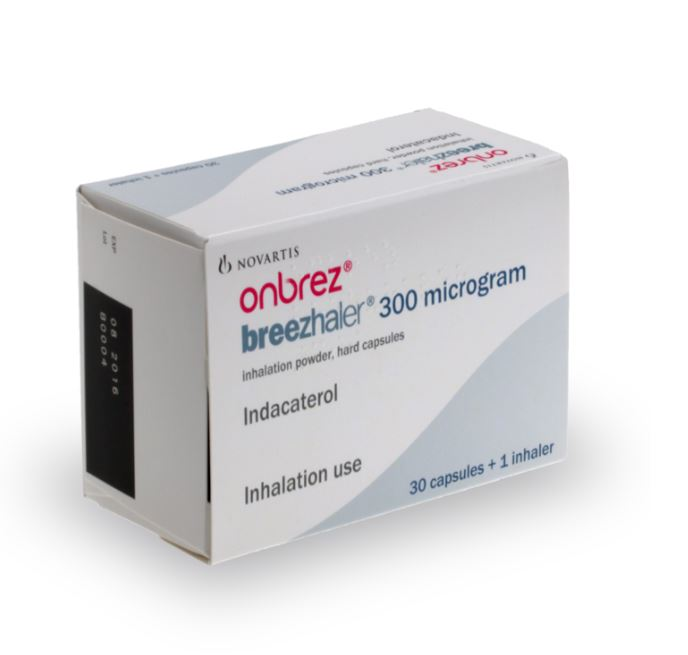remède contre la BPCO Onbrez Breezhaler