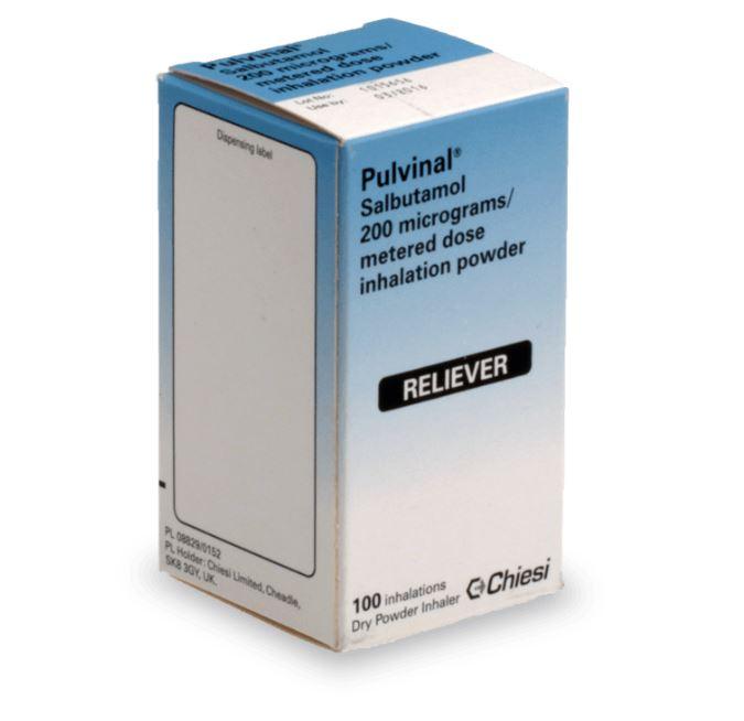Pulvinal contre l'asthme