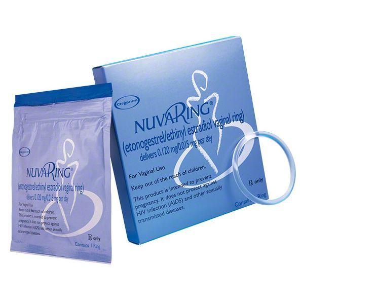 Nuvaring : anneau contraceptif en ligne sans ordonnance