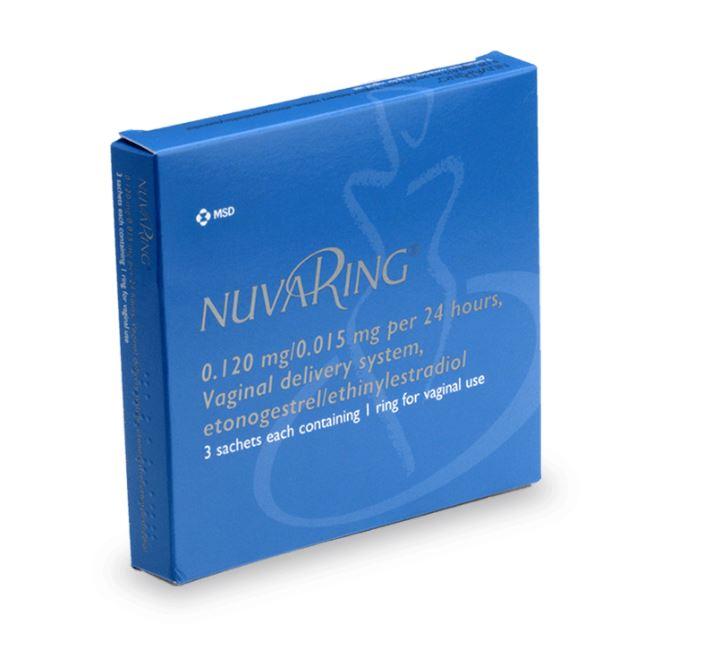 produit diurétique Nuvaring