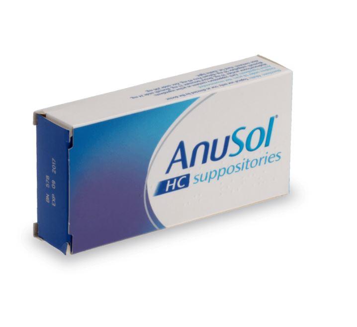 Médicament Anusol contre les hémorroides