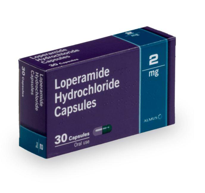 Lopéramide pour combattre la diarrhée