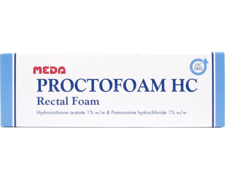 médicament Proctofoam HC
