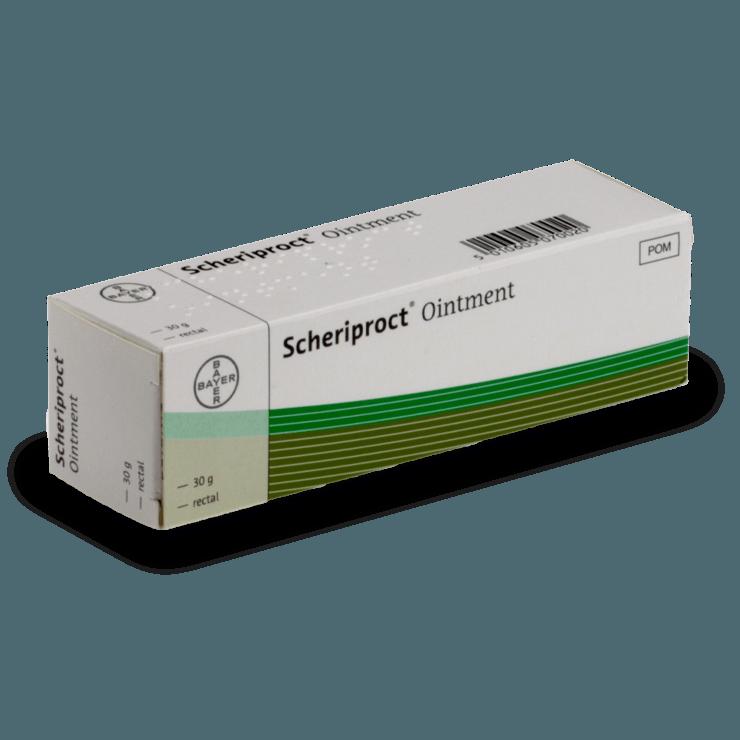 Traiter les hémorroïdes avec le médicament Deliproct