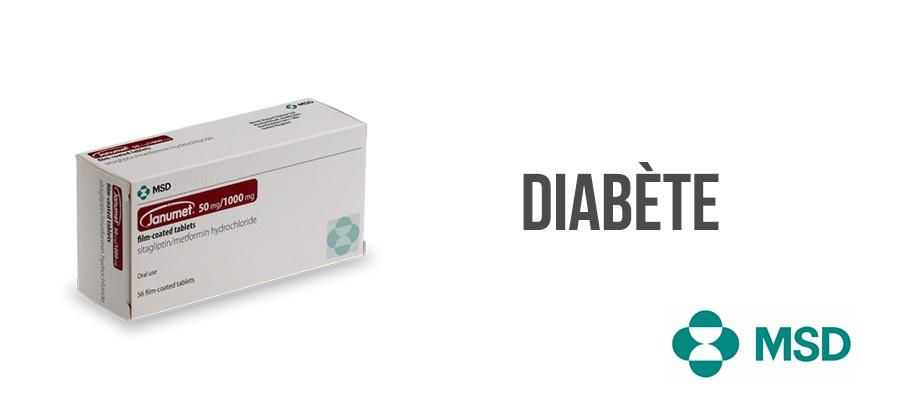 Janumet traitement diabète sans ordonnance