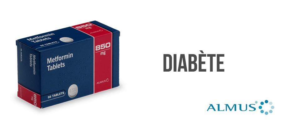 metformine traitement diabète sans ordonnance