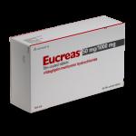 eucreas traitement diabète
