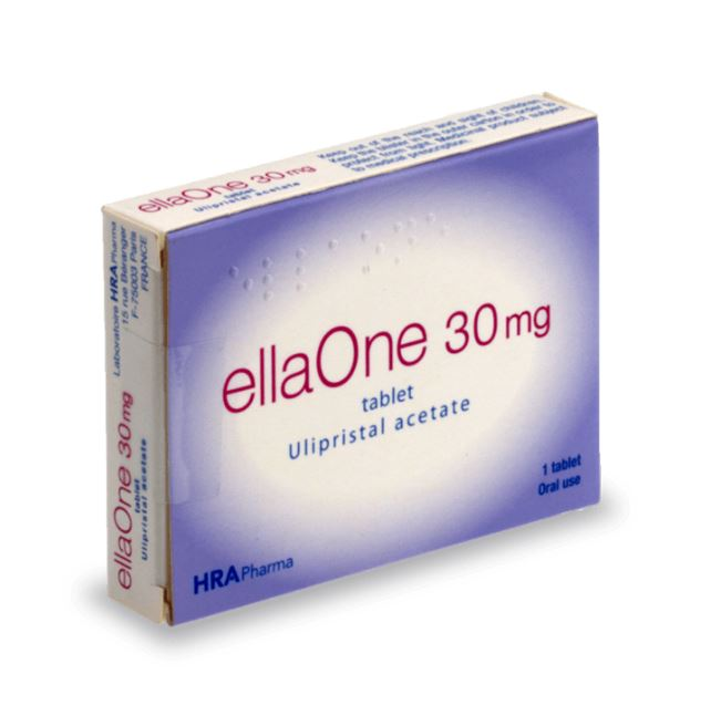 Acheter pilule du lendemain EllaOne pas cher sans ordonnance