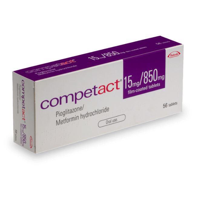 traitement pour lutter contre le diabète Competact
